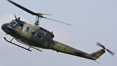 73-30 - Bell UH-1D Iroquois - Germany - Army