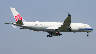 B-18910 - Airbus A350-941 - China Airlines