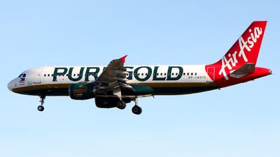 A picture of RPC8975 - Airbus A320214 - AirAsia - © Hetzark Segundo