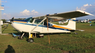 N2256C - Cessna 180 Skywagon - Private