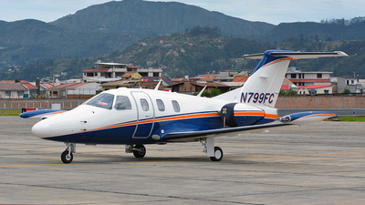 N799FC - Eclipse Aviation Eclipse 500 - Private