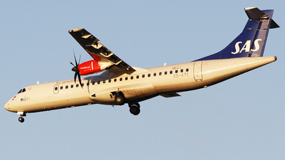 ES-ATC - ATR 72-212A(600) - Scandinavian Airlines (SAS)
