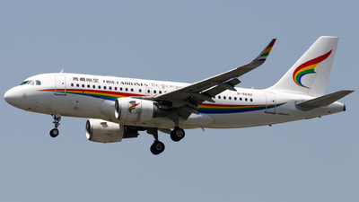 B-8692 - Airbus A319-115 - Tibet Airlines
