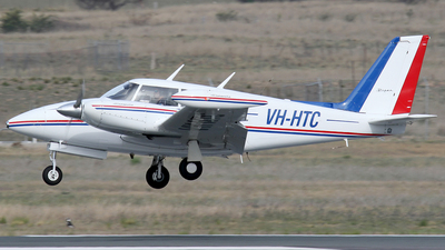 VH-HTC - Piper PA-39-160 Turbo Twin Comanche C/R - Private