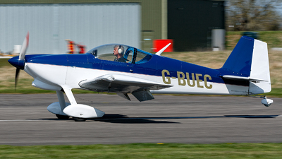 G-BUEC - Vans RV-6 - Private