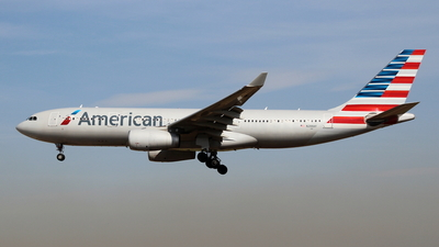 N288AY - Airbus A330-243 - American Airlines