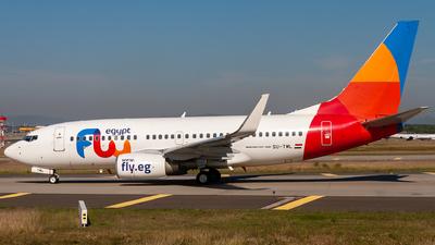 SU-TML - Boeing 737-76J - FlyEgypt
