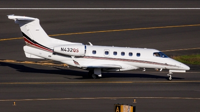 N432QS - Embraer 505 Phenom 300 - Private