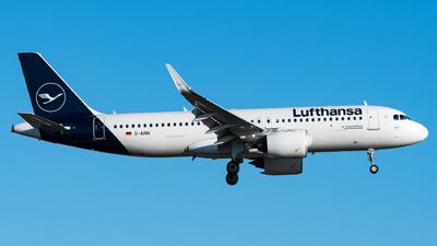 D-AINN - Airbus A320-271N - Lufthansa