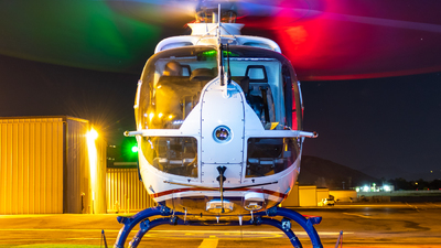 A picture of N230AM - Airbus Helicopters H135 - [0540] - © Alex Crail