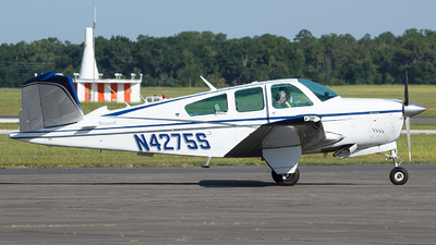 N4275S - Beechcraft V35B Bonanza - Private