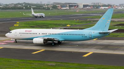 VT-SXB - Boeing 737-8K5 - SpiceJet