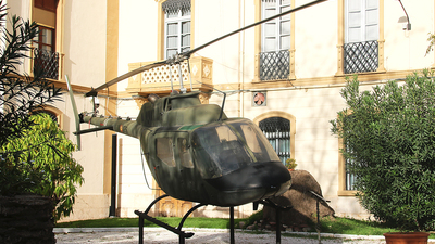 HR.12B-17 - Bell OH-58A Kiowa - Spain - Army