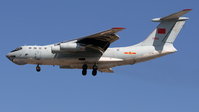 21049 - Ilyushin IL-76MD - China - Air Force