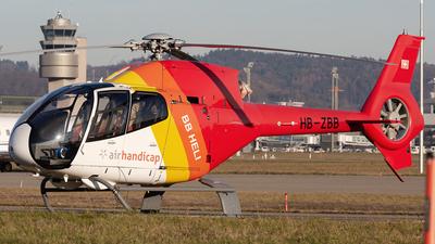 HB-ZBB - Eurocopter EC 120B Colibri - BB Heli
