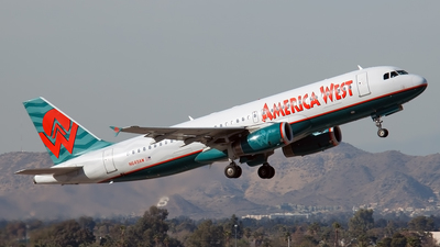 N649AW - Airbus A320-232 - America West Airlines