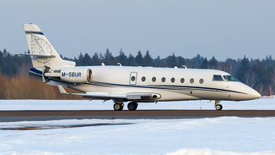 M-SBUR - Gulfstream G200 - Private
