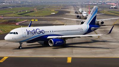 VT-IFI - Airbus A320-232 - IndiGo Airlines
