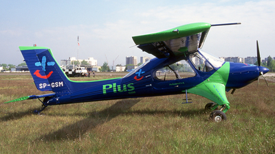 SP-GSM - PZL-Mielec 104M Wilga 2000 - Private