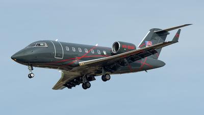 VP-BGM - Bombardier CL-600-2B16 Challenger 605 - Elit Avia
