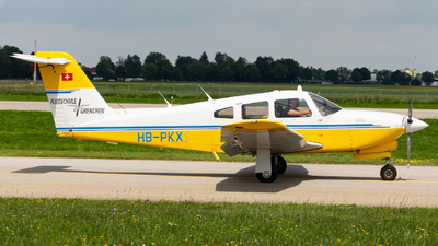 A picture of HBPKX - Piper PA28RT201 - [28R8331032] - © Fabian Irmler