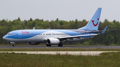 PH-TFA - Boeing 737-8K5 - Arke