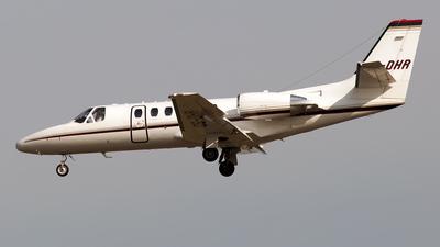 CS-DHR - Cessna 550B Citation Bravo - NetJets Europe