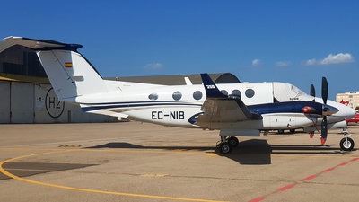 EC-NIB - Beechcraft B200GT Super King Air - Private