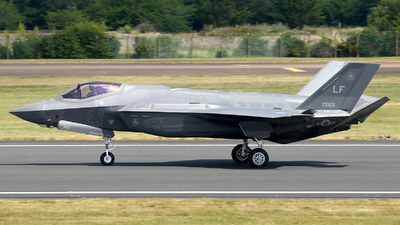 15-5125 - Lockheed Martin F-35A Lightning II - United States - US Air Force (USAF)