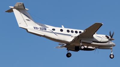 A picture of VHXDW - Beech B200 Super King Air - [BB1258] - © Josh Deitz