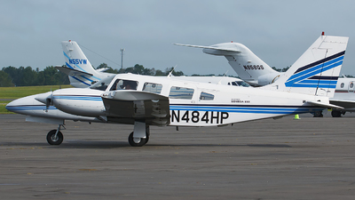 N484HP - Piper PA-34-220T Seneca III - Private