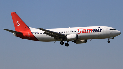 OM-SAA - Boeing 737-476 - Samair