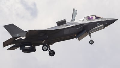 ZM145 - Lockheed Martin F-35B Lightning II - United Kingdom - Royal Air Force (RAF)