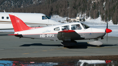 A picture of HBPPX - Piper PA28181 - [2890176] - © PAUL LINK