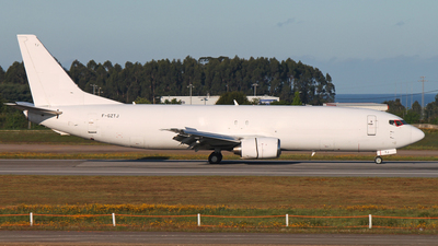 F-GZTJ - Boeing 737-4S3(SF) - ASL Airlines