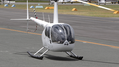 VH-ZGK - Robinson R44 Clipper II - Private