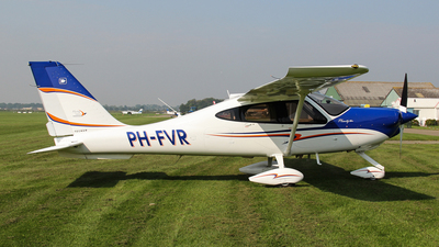PH-FVR - Tecnam P2010 - Sand Air