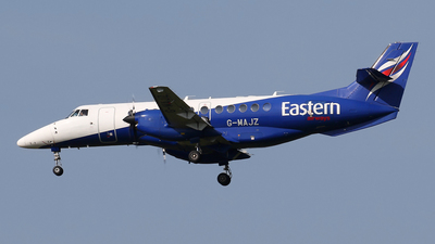 G-MAJZ - British Aerospace Jetstream 41 - Eastern Airways