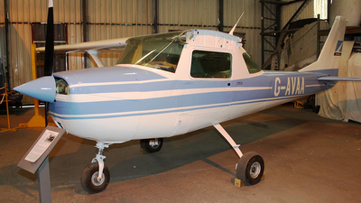 G-AVAA - Reims-Cessna F150G - Private