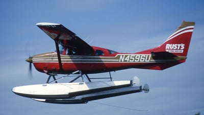 N4596U - Cessna U206G Stationair - Rust's Flying Service