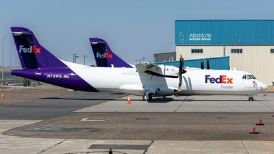 N701FE - ATR 72-600F - FedEx Feeder (Empire Airlines)