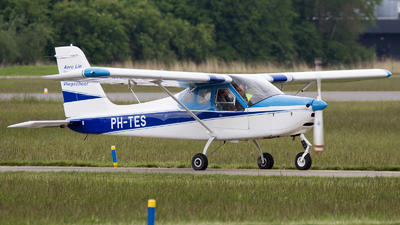 PH-TES - Tecnam P92 Echo JS - AeroLin Vliegschool
