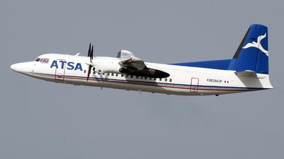 OB-2043-P - Fokker 50 - ATSA Perú