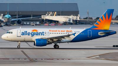 N331NV - Airbus A319-111 - Allegiant Air