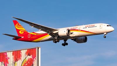 B-7667 - Boeing 787-9 Dreamliner - Hainan Airlines