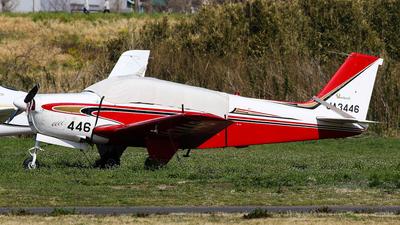 JA3446 - Beechcraft E33 Bonanza - Private