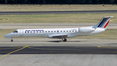 F-GUPT - Embraer ERJ-145MP - Air France (Proteus Airlines)