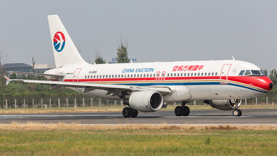 B-6891 - Airbus A320-214 - China Eastern Airlines