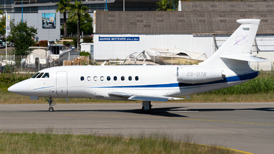CS-DTR - Dassault Falcon 2000 - MasterJet