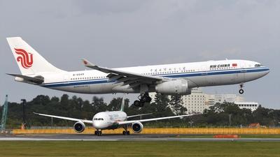 B-6549 - Airbus A330-243 - Air China